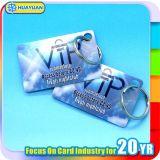 Бирка верноподданности PVC талона вознаграждением VIP управления членства ключевая