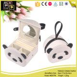 Коробка ювелирных изделий PU панды кожаный ручной работы (8047)