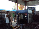 Machine de fabrication de brique de bloc de couplage de machine à paver