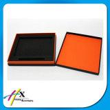 中国の赤く堅いギフトの包装ボックス