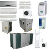Pompa de calor partida de Typeand del acondicionador de aire