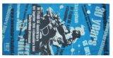 Bandana magico multifunzionale personalizzato della sciarpa del tubo del poliestere di stampa di marchio
