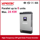 1kVA 12VDC weg vom Rasterfeld-Solarinverter mit 50A PWM Solaraufladeeinheit