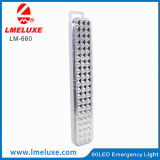 indicatore luminoso Emergency ricaricabile 60LED