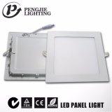 luz de painel ao ar livre de alumínio do diodo emissor de luz 6W para a HOME com CE