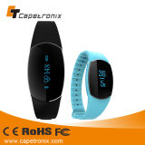 Silikon-Uhrenarmband des intelligenten Bluetooth Sport-elektrisches LED