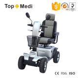 Motorino elettrico resistente piegante di mobilità di sport con il LED & il cestino