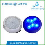 Luz llenada resina de la piscina del LED