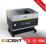 Strumentazione di bellezza, taglio superiore del laser del CO2 e macchina per incidere Es-6040