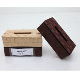Caixa Eco-Friendly do tecido de feltro do poliéster (ad-a017)