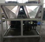 Tipo industrial de venda quente refrigerador do rolo 2017 de água de refrigeração ar