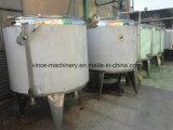 Tanque de armazenamento do aço inoxidável da alta qualidade para o processamento de leite
