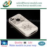 플라스틱 셀룰라 전화 상자를 인쇄하는 주문을 받아서 만들어진 3D