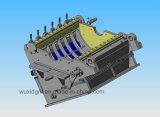 A redução de tamanho resistente dos granulador Dgh8001200 fêz fácil