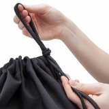 Blanchisserie Heavy Duty Drawstring Wash Sports Sacs de voyage pour lingerie Underwear College