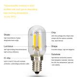 최신 판매 T20 1W 2W 3W 4W LED 필라멘트 전구