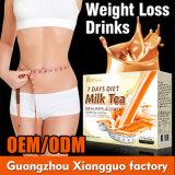 Abnehmen des Tee-brennenden Fettes, Milch-Tee für Gewicht-Verlust