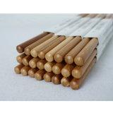 Palillos de madera de bambú sólidos del tambor del precio barato para la venta