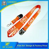 Acollador de seda modificado para requisitos particulares de la impresión del precio de fábrica con el gancho de leva del metal