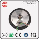 Motor sin cepillo eléctrico de la rueda de la C.C. para Balancingcar