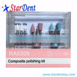 Zahnmedizinischer zusammengesetzter Poliergummiinstallationssatz SD-Ra0309