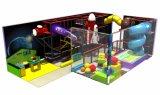 Da casa elétrica engraçada do jogo do miúdo dos brinquedos do PVC campo de jogos interno