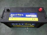 japonés sin necesidad de mantenimiento de la batería de coche de 12V 100ah N100