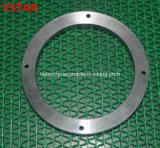 Peça fazendo à máquina do CNC da procissão elevada para a peça de maquinaria
