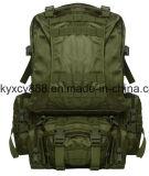 Camouflage de sports en plein air augmentant le sac à dos tactique campant de sac d'alpinisme (CY3606)