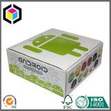 Caisse d'emballage polychrome de papier de carton d'OEM pour l'étalage de jouets