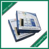 Tamaño personalizado y de impresión de correo flauta corrugado Caja