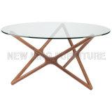 現代食堂の金属ガラス表の円形の星表(NK-DTB059)
