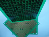 Persianas vía el prototipo 0.6m m del PWB densamente en sistemas del GPS