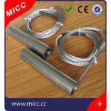 Micc el corredor caliente forrado con acero inoxidable envuelve el tubo de la calefacción