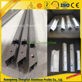 Aluminiumfabrik-Erzeugnis-anodisierender Aluminiumstrangpresßling-Profil CNC
