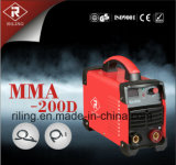 Заварка инвертора MMA (MMA-200D)