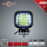 Eマークされた5インチ48W LEDの自動車運転作業ライト
