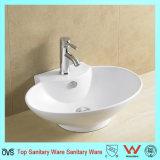 Qualitätcountertop-Badezimmer-Eitelkeits-keramisches Bassin