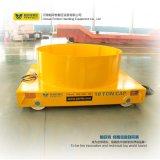 Schienen-Führungs-elektrischer Materialtransport-Übergangsblockwagen