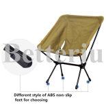 快適な折るキャンバスのキャンプチェアー