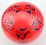 Sfera del giocattolo di gioco del calcio del PVC stampata abitudine
