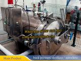 500L Esterilizador eléctrico de calentamiento para carne en conserva