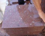Porfido rosso Cubestone, pietra del ciottolo, colore rosso di Putian, pietra per lastricati, porfido