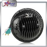 """PUNTO linterna DRL del LED de 75W 9-32V SAE Osram 7 """" para la luz corriente de Dayrime de la linterna del Wrangler LED del jeep para el Hummer H1 H2 del Wrangler Tj/Cj/Jk/Lj del jeep"""