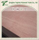 Contre-plaqué bon marché de pente de meubles de Bintangor des prix de Shandong Linyi