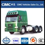 Testa del trattore della Cina HOWO A7 10wheeler 420HP con il migliore prezzo