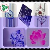 Het Aangemaakte Glas van de serigrafie Druk/Decoratief Glas