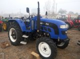 4WD 70HP preiswerter Bauernhof-Traktor für Verkauf