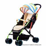 Landau pliable populaire de bébé de modèle neuf (ly-a-44)