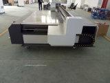 Печатная машина цифров акриловой холстины листа плексигласа афиши панели алюминиевой UV